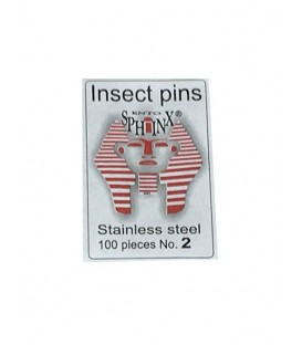 Stainless steel pins N°2