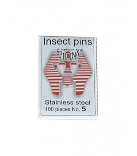 Stainless steel pins N°5