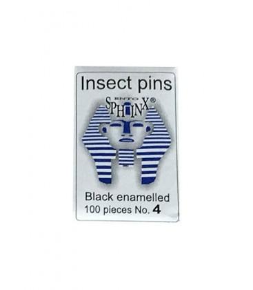 Epingles entomologiques inox