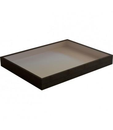 Cette boîte est destinée aux insectes notamment récoltés en Guyane et peut être adaptée aux collectionneurs de coquillages