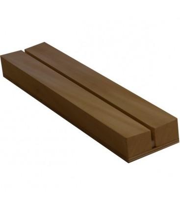 Setting board N°2, 6 mm groove, 90 mm width